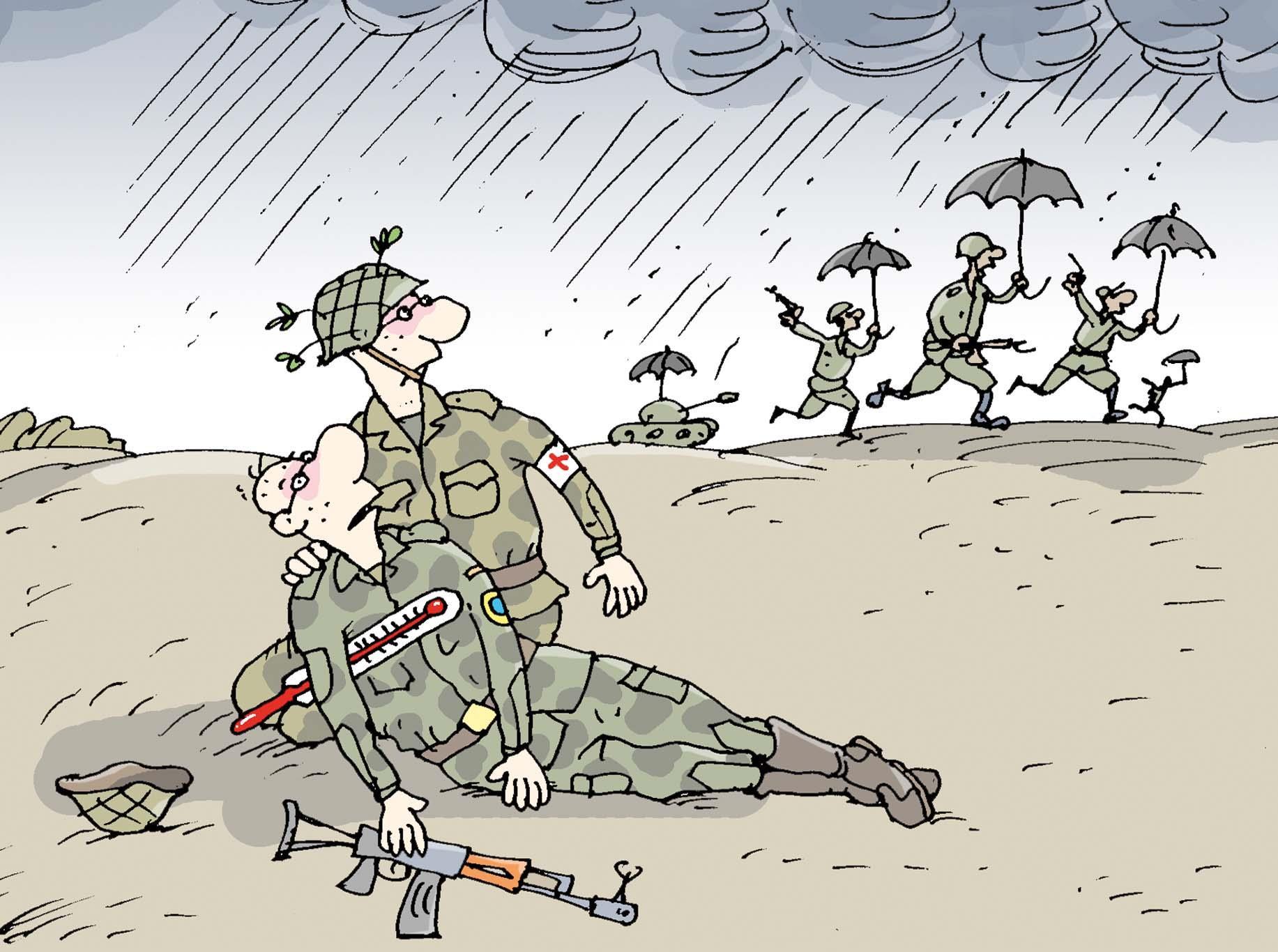Анекдоты Про Армию И Военных