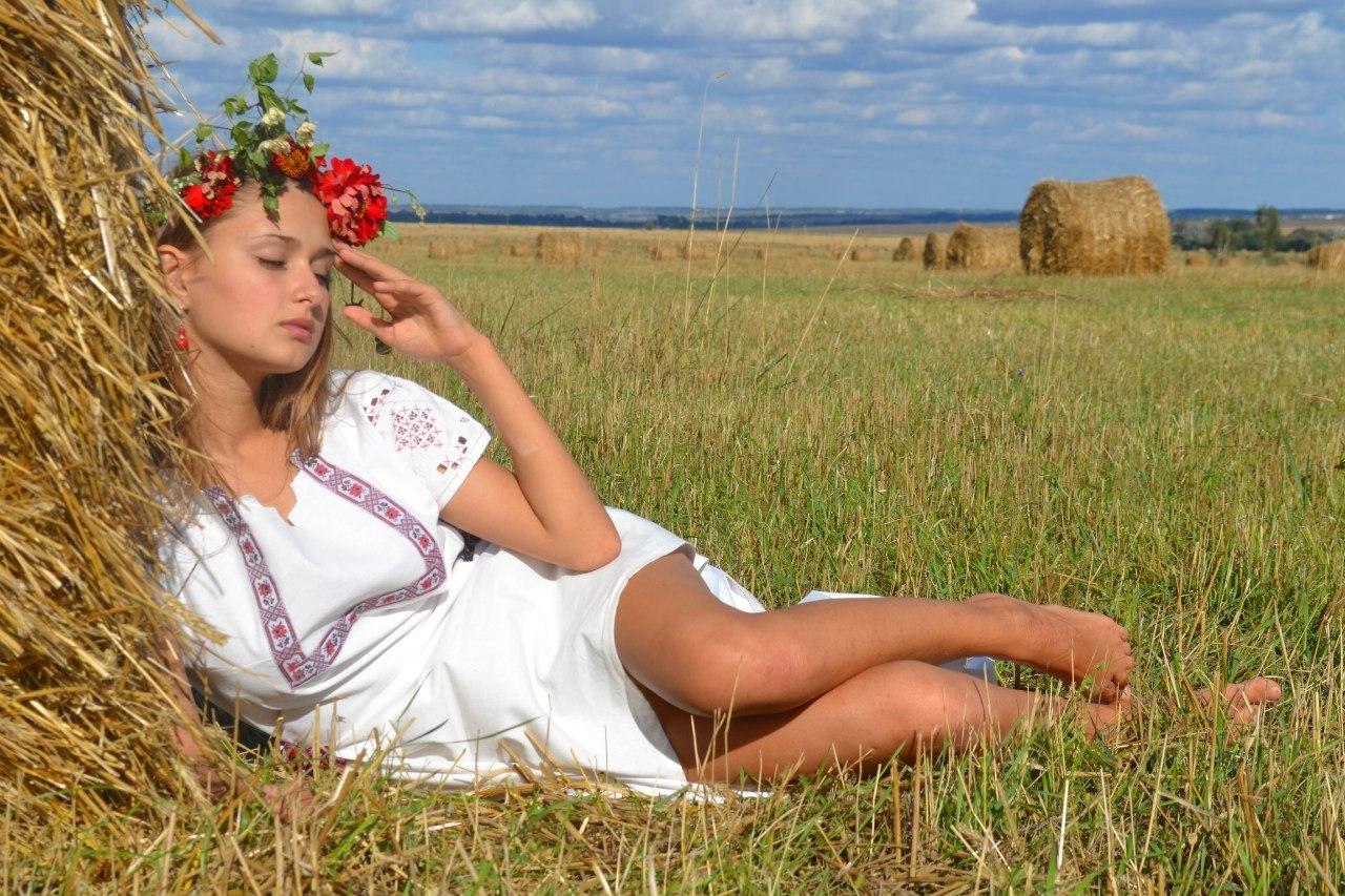 Эро фото молодых украинок #15