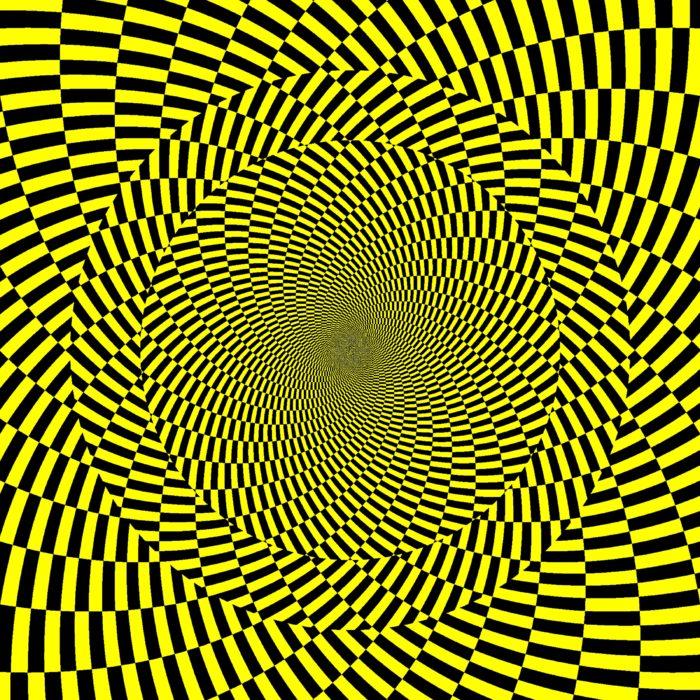 Картинки с иллюзиями