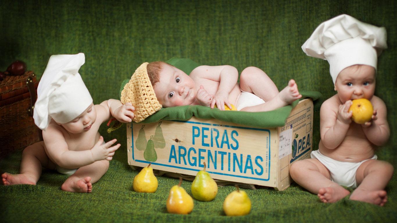 Смешные картинки малышей рабочий стол, рождением внука