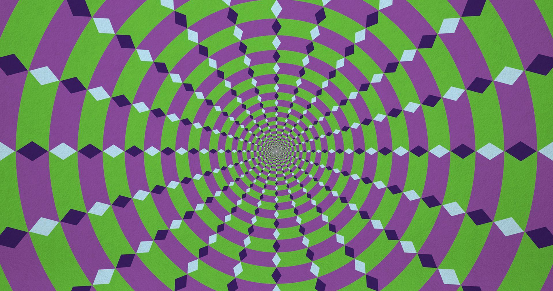 оправдывает фото машины обман зрения в цвете все клетке