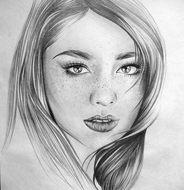 рисунки карандашом любые хорошие это только