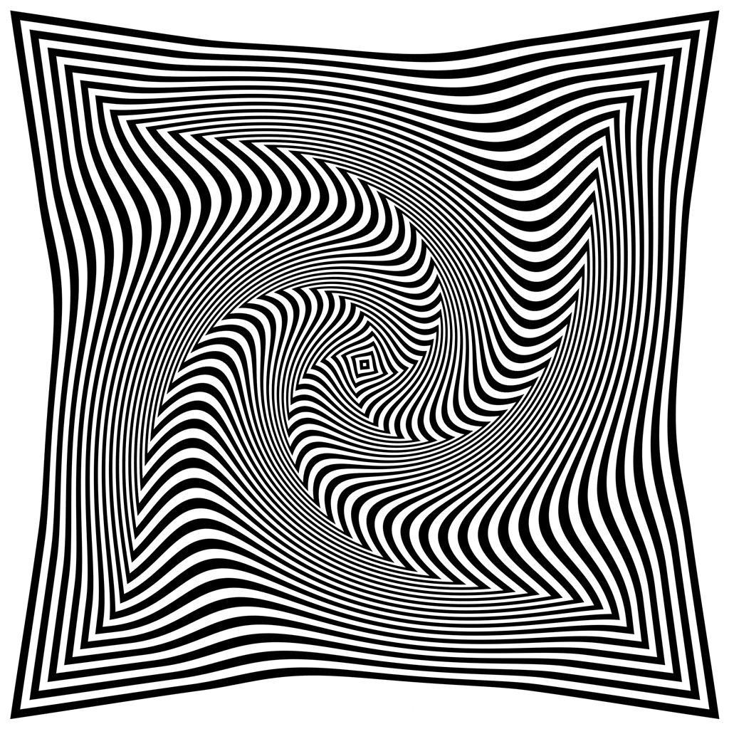 easy optical illusions - HD1024×1024