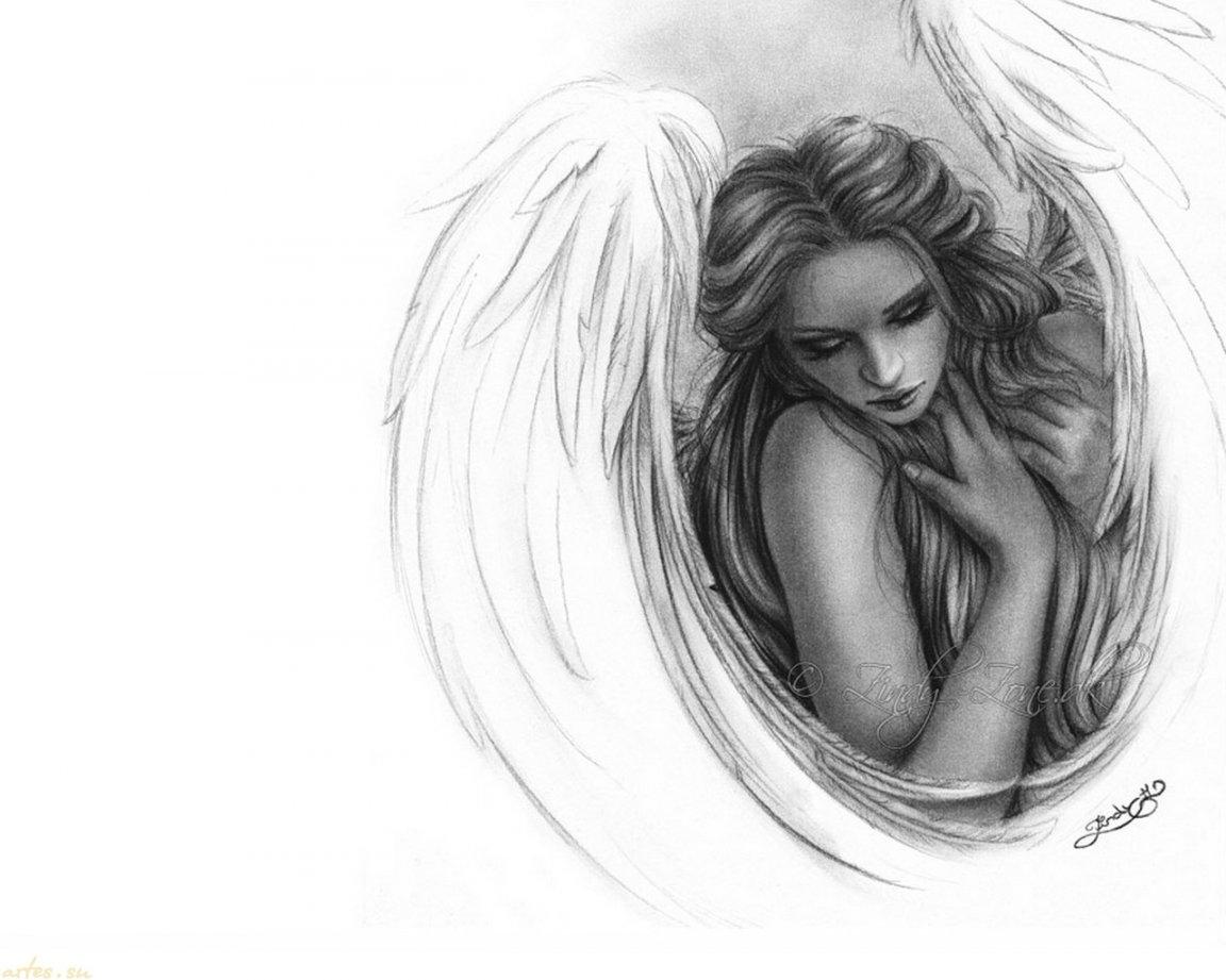 Бабушка картинки, самые красивые картинки ангела карандашом