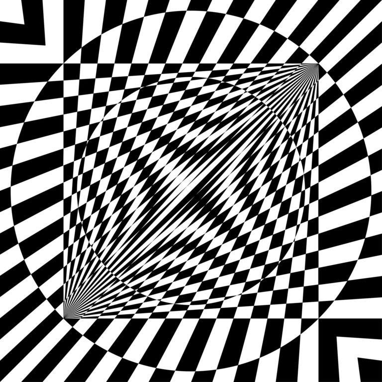 Обман зрения или оптические иллюзии картинки есть некоторые