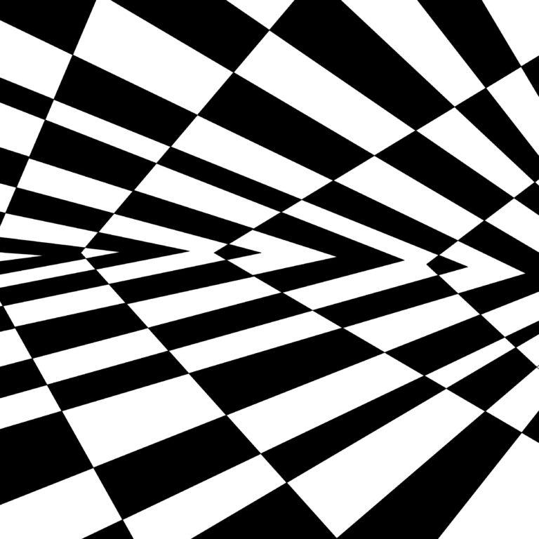 вид черно-белая или цветная картинка самом начале заточки