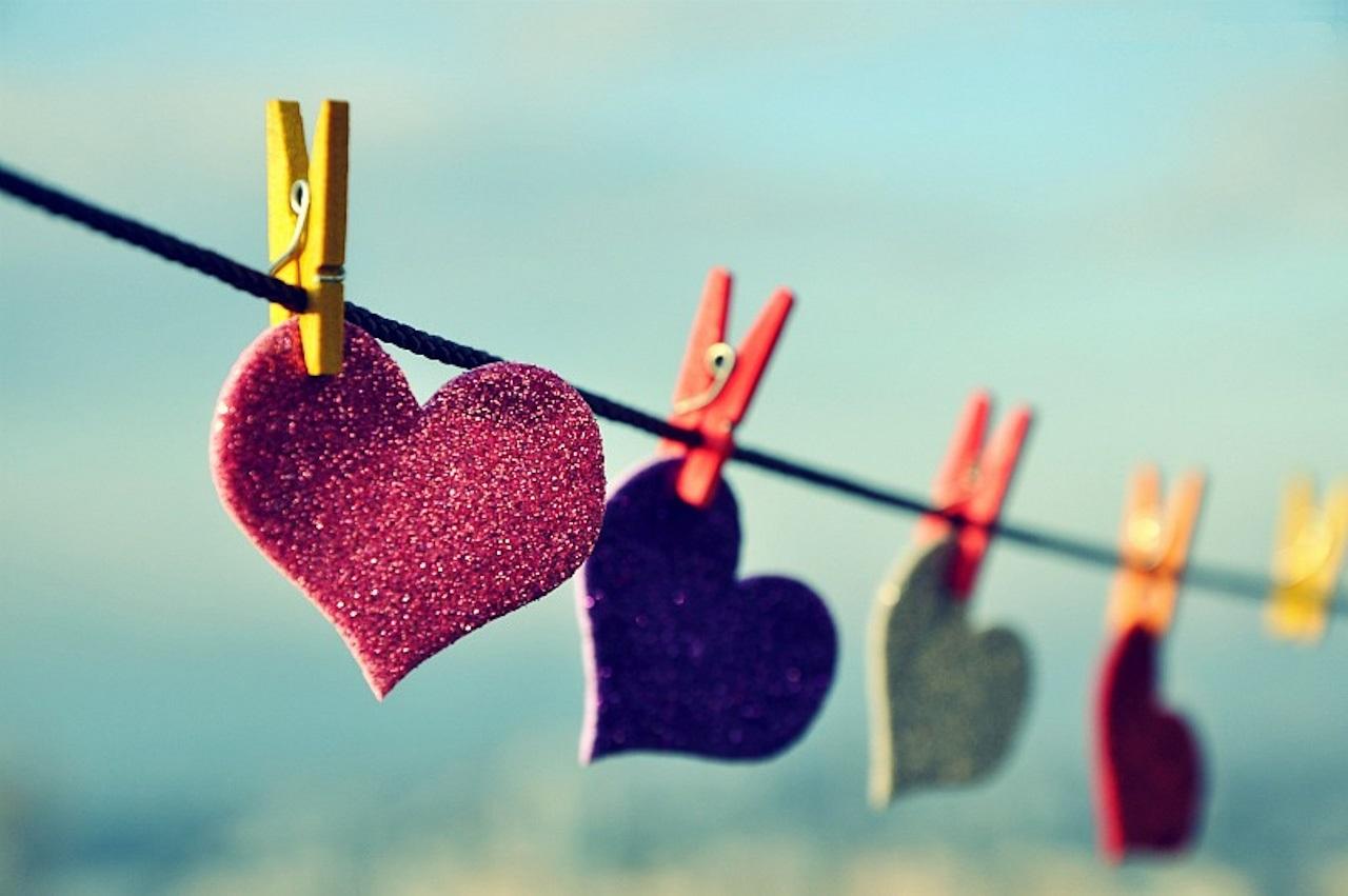 знакомо картинки группа сердечки изготавливаем настенные