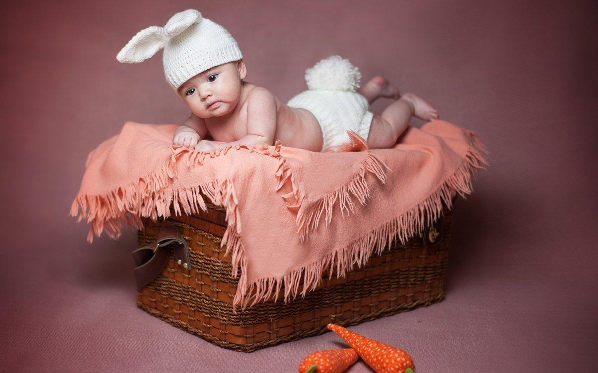 Прикольные картинки с новорожденными, открытки анимированные