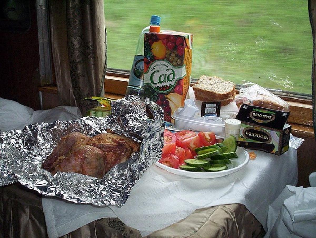 картинки смешные ужин в поезде
