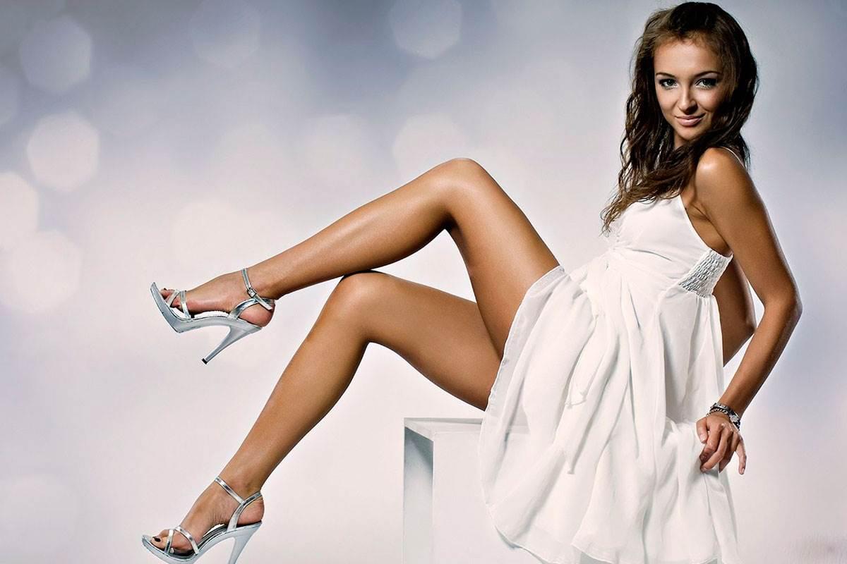 Картинки красивые ноги девушек, выстрел