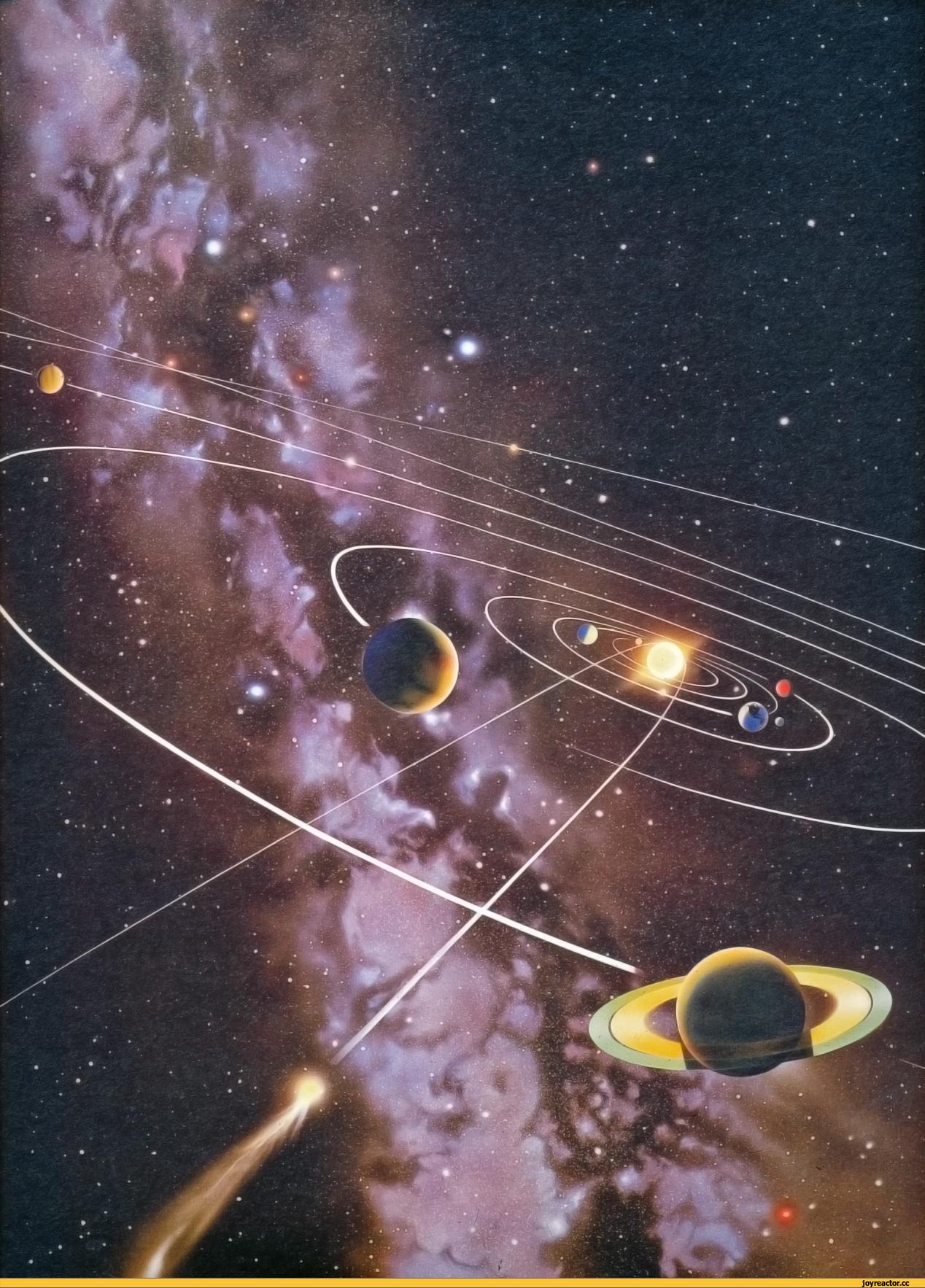 фото планет солнечной системы космоса рекордсмена, который