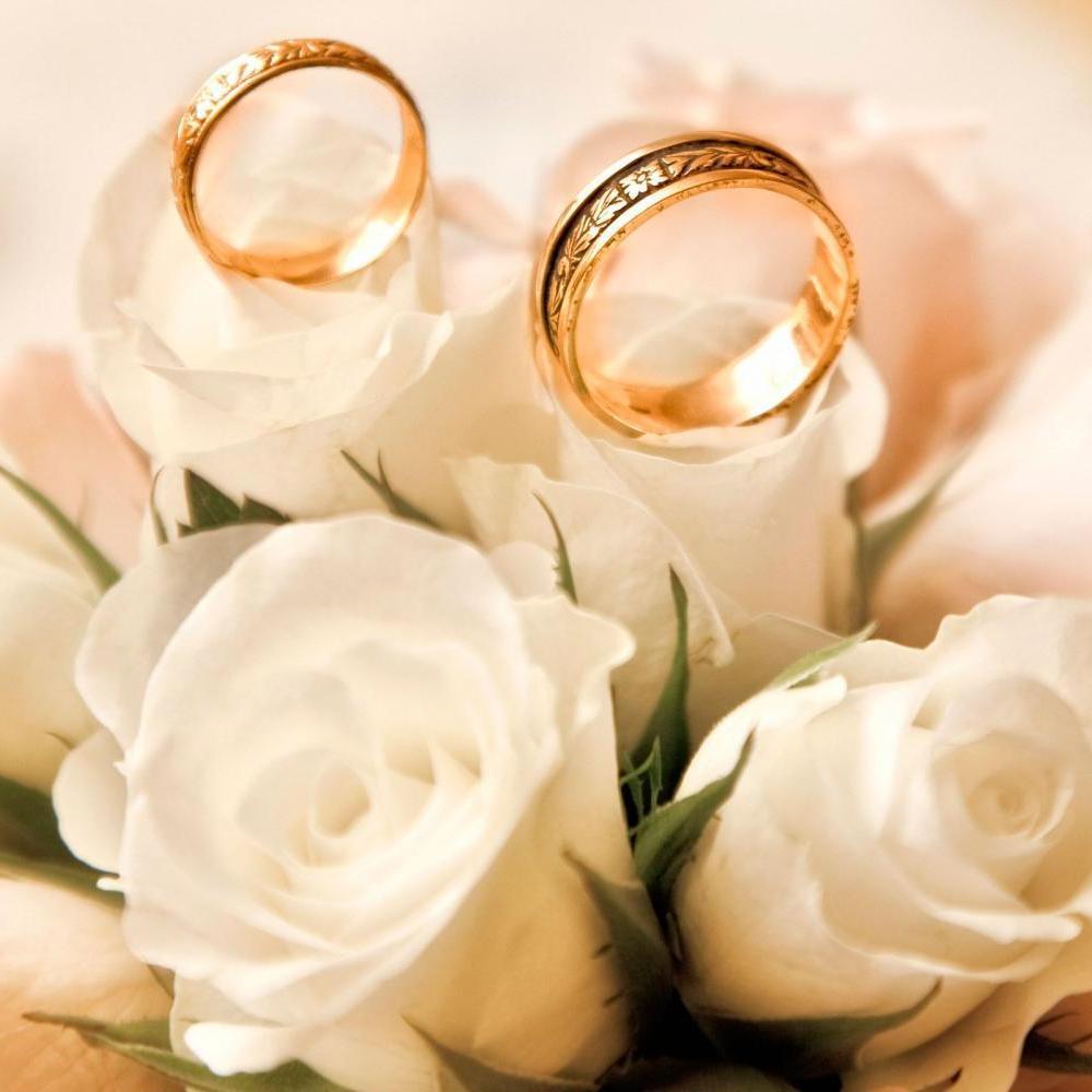 Поздравление фото с днем свадьбы