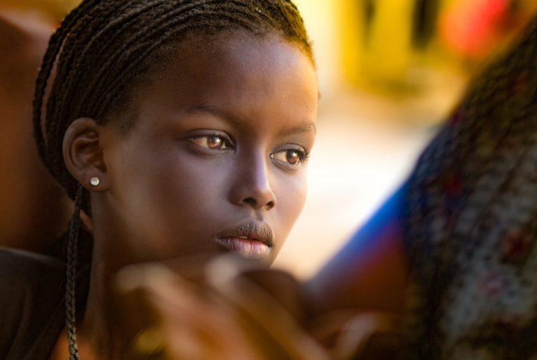 Фото темнокожих красивых девушек — pic 1