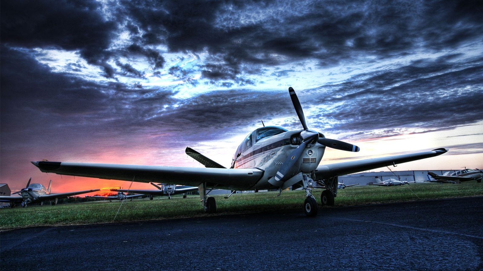 Живые картинки самолетов на рабочий стол