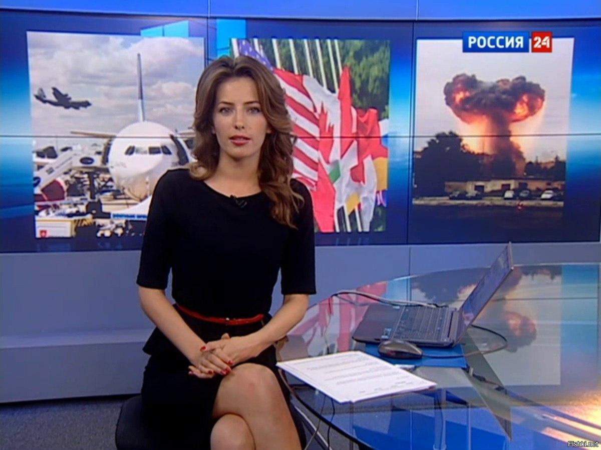 У телеведущих трусики, Засветы русских знаменитостей 17 фотография