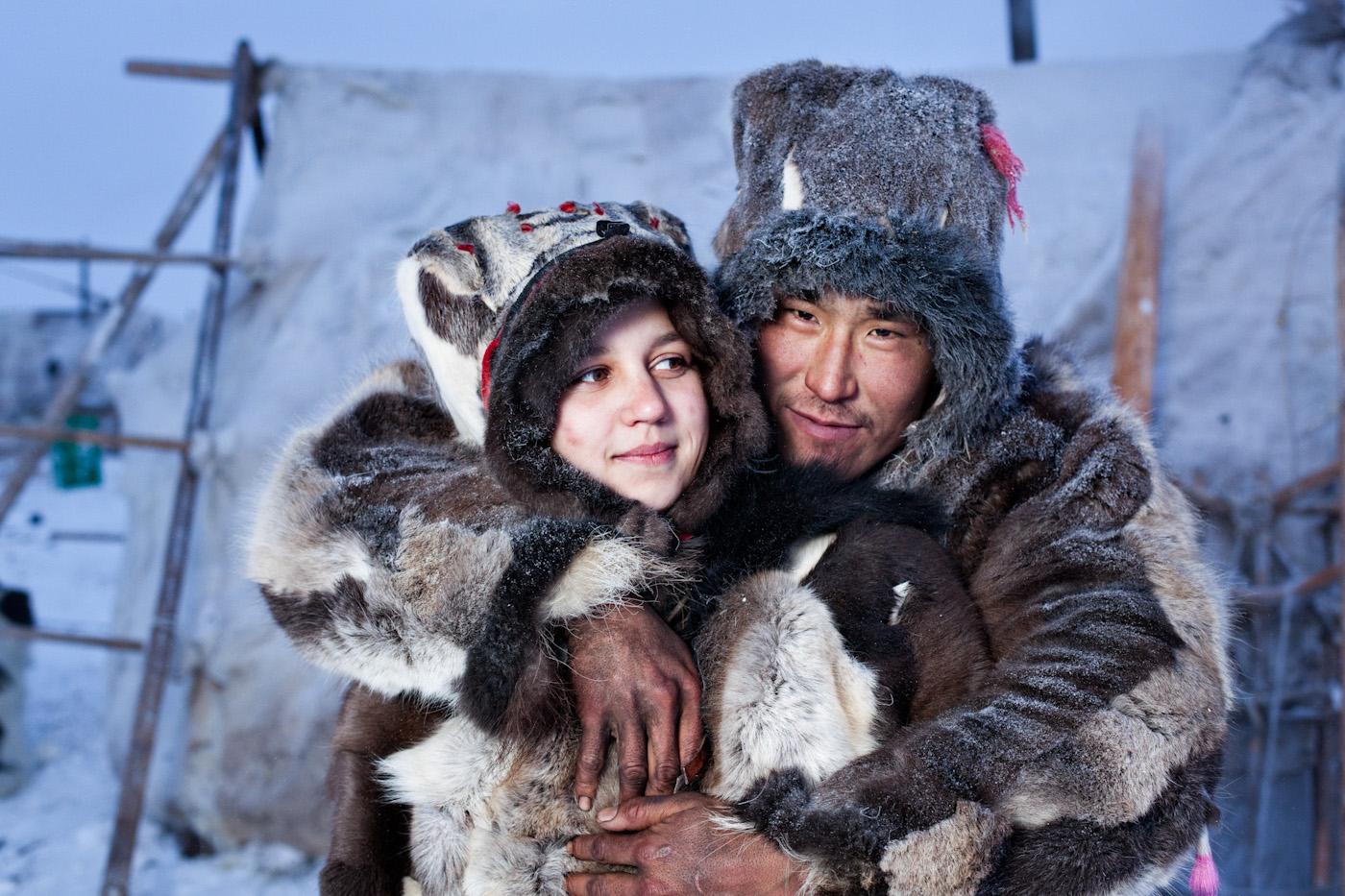 Северный человек фото перова