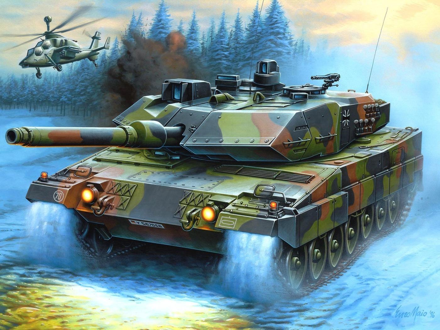 Картинки всех видов танков