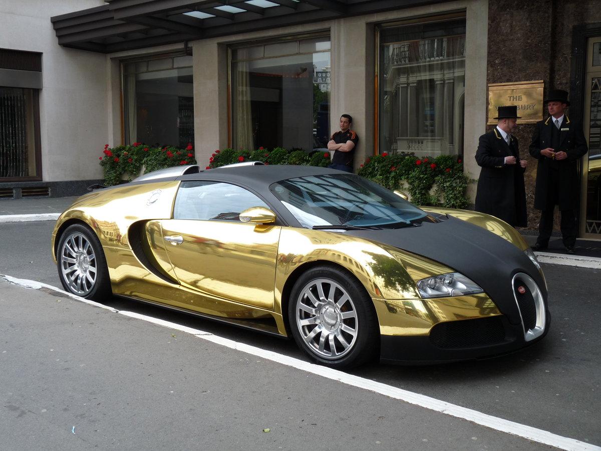 Фотографии дорогих авто