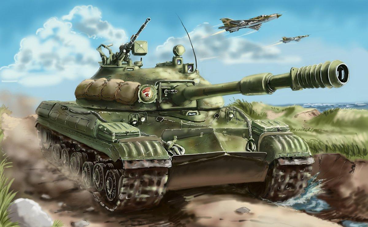 Картинки самолет и танк