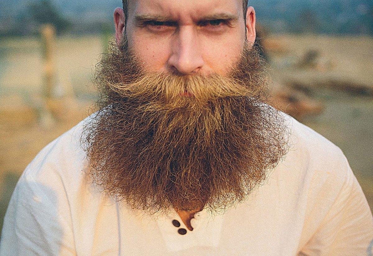 Картинка с бородой