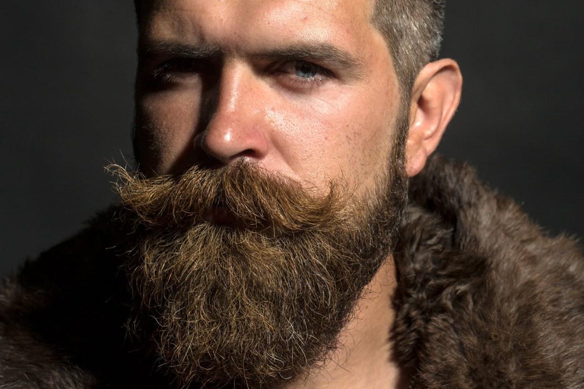 Сверхъестественное, картинка фото мужчина с бородой
