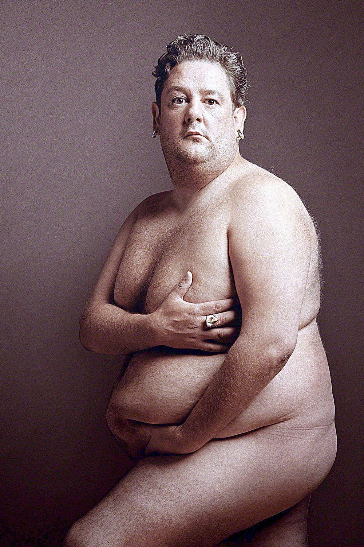 Смешная картинка толстяк