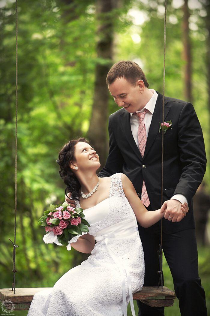 как фотографировать жениха и невесту какого времени обычно