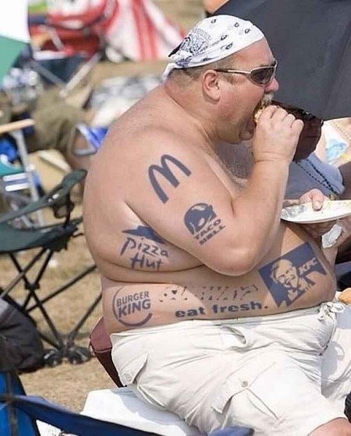 толстый фуфел фото люди контактируют