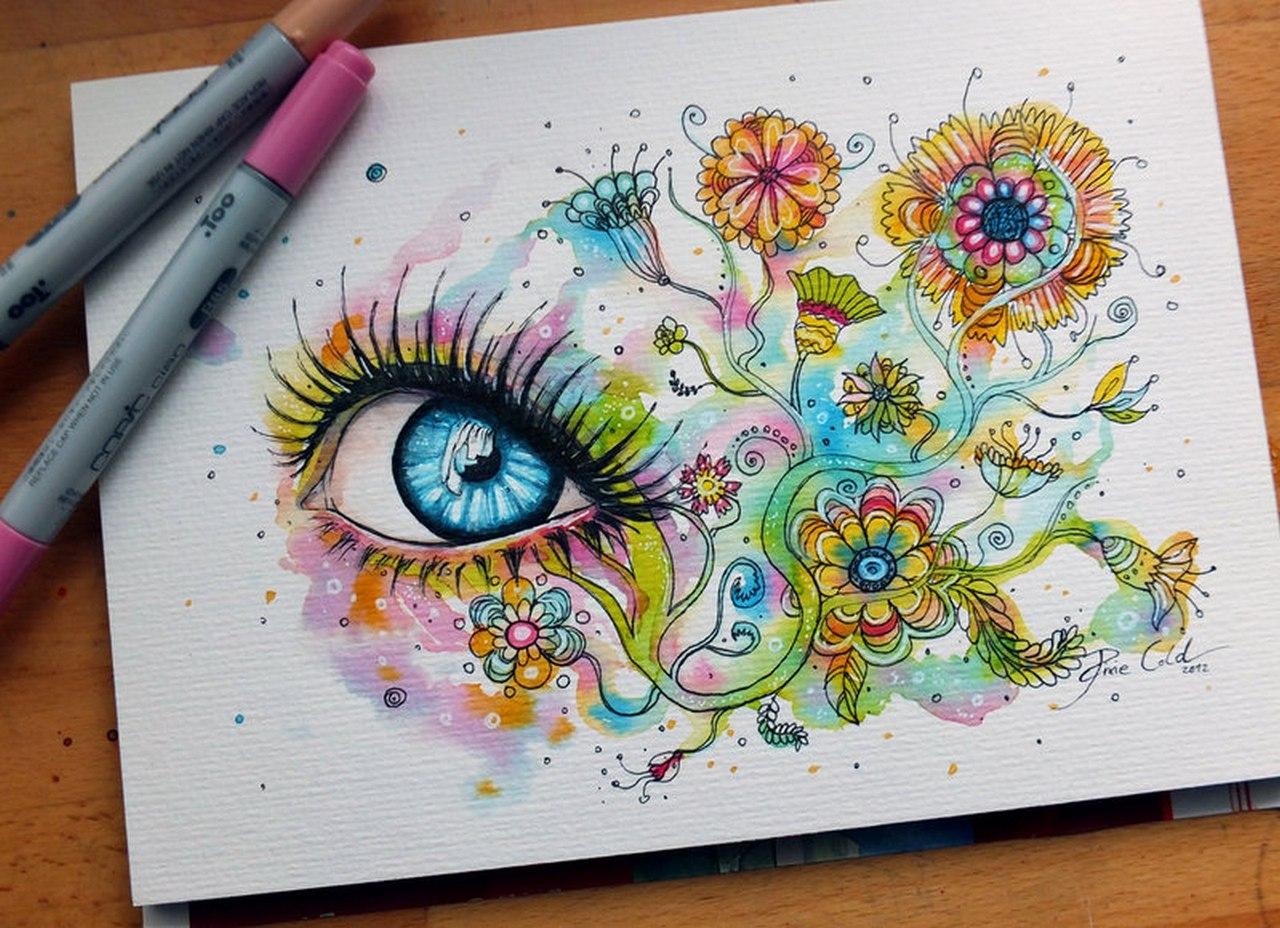 Идеи для популярных рисунков, картинки