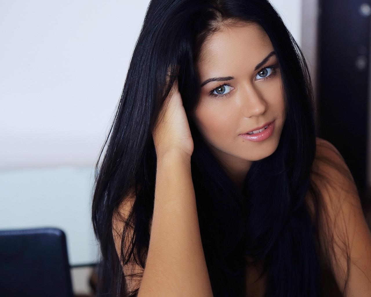 Красивые девушки много фоток
