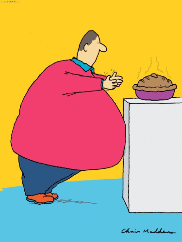Поздравление, прикольные картинки о толстяках