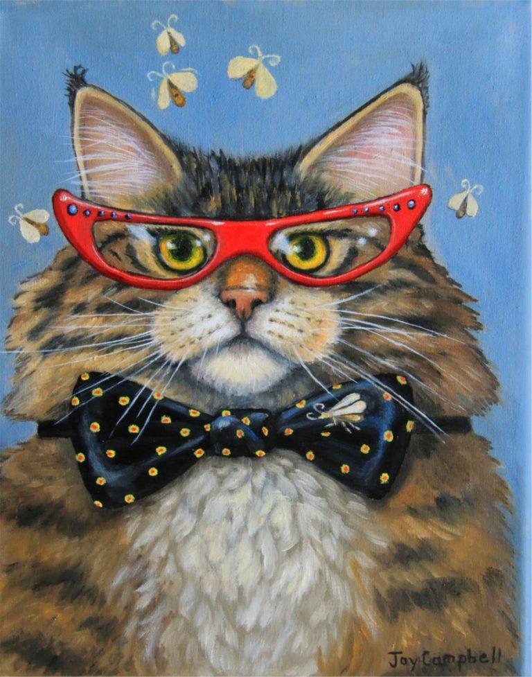 Приколы открытки коты