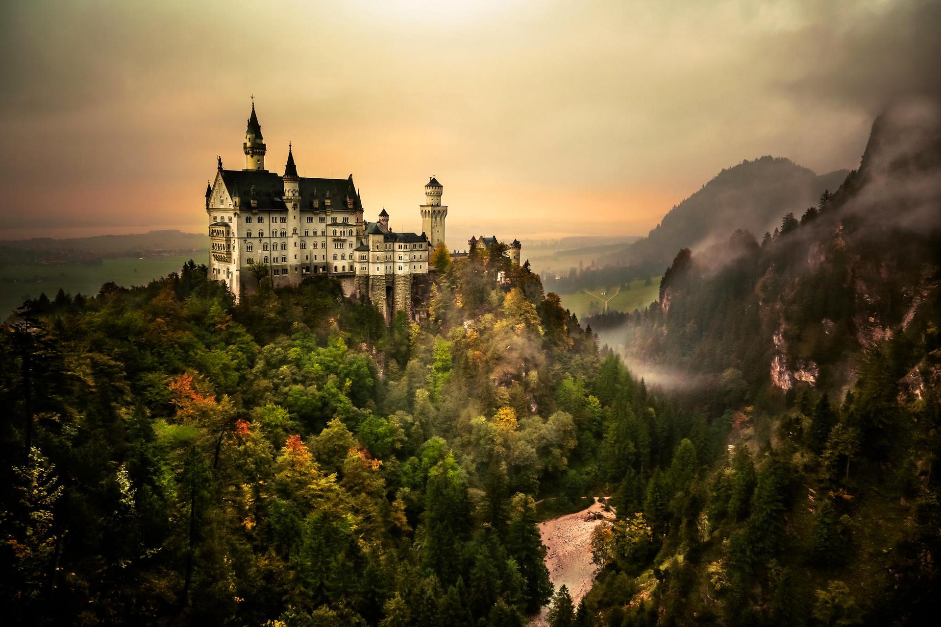 картинки про природу и замки наверное, поэтому именно