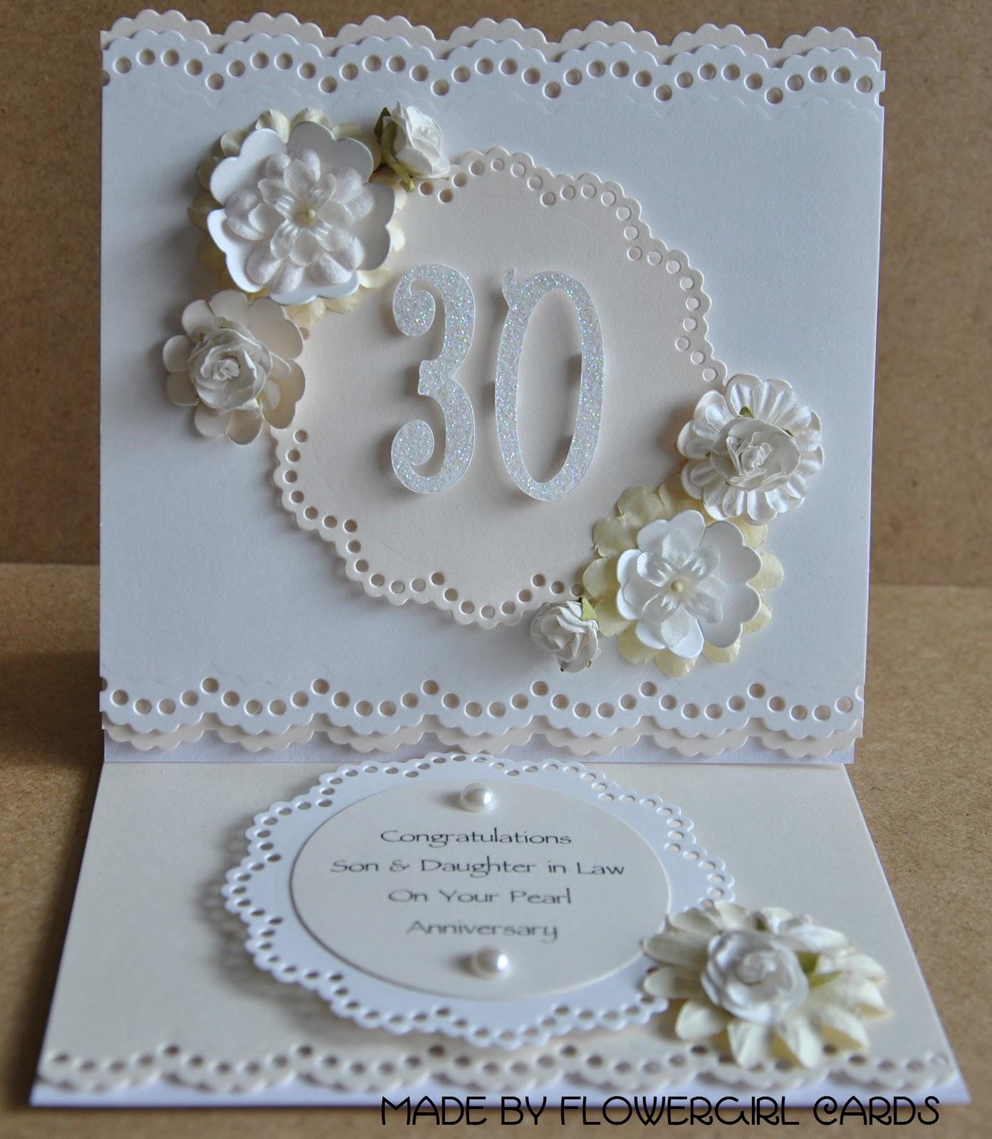 Февраля для, открытки с 30-ти летием жемчужной свадьбы