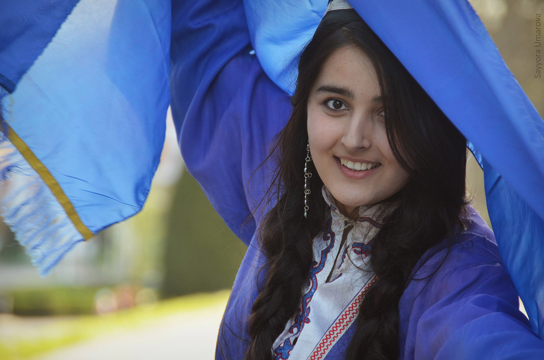 Таджичка обычное лицо фото