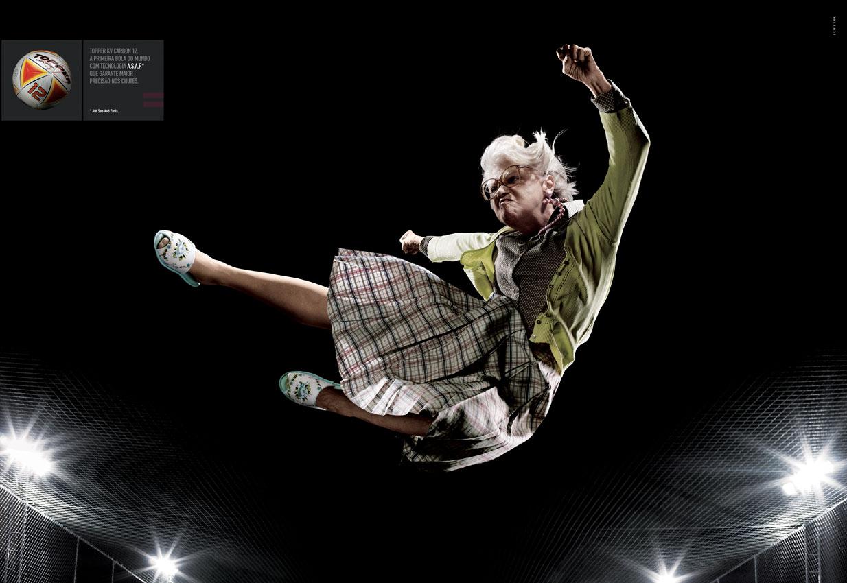 Танцующая бабуля картинка