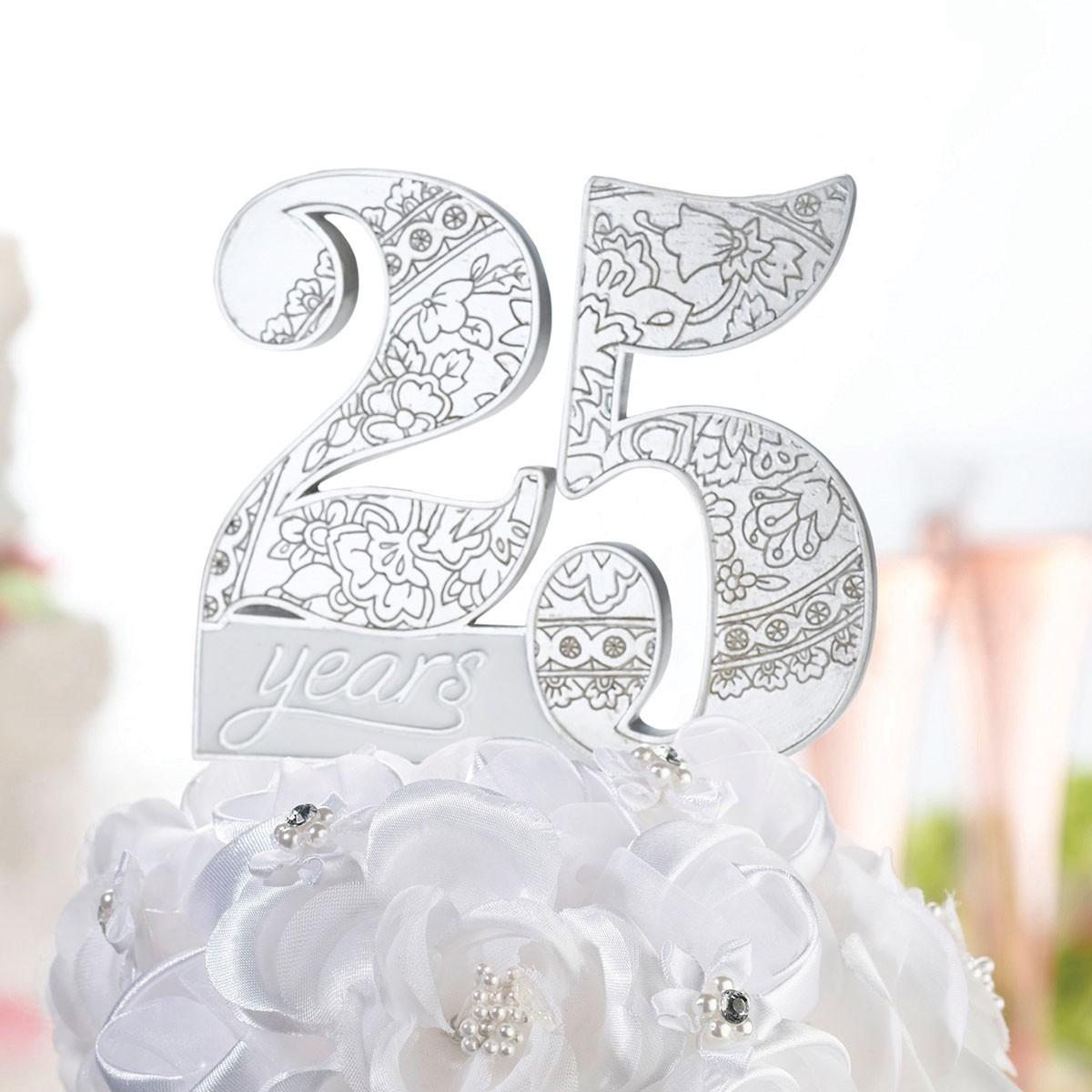 Картинка с серебряная свадьба