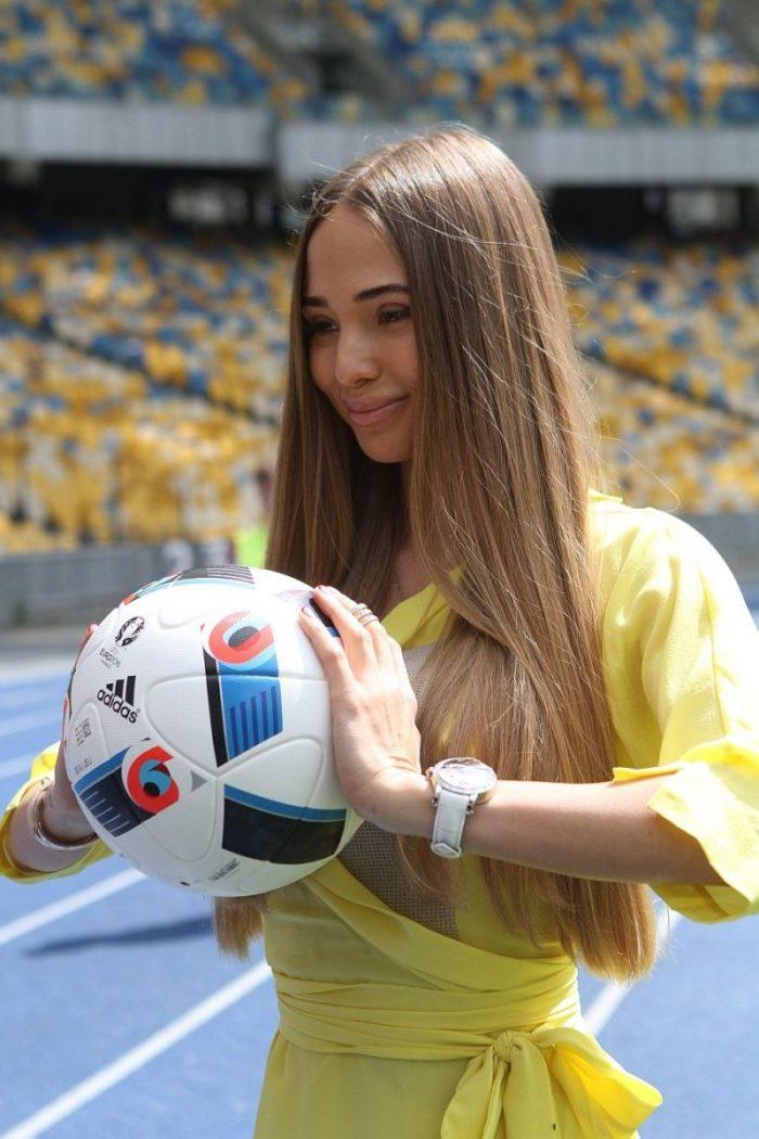 Картинки жены футболистов
