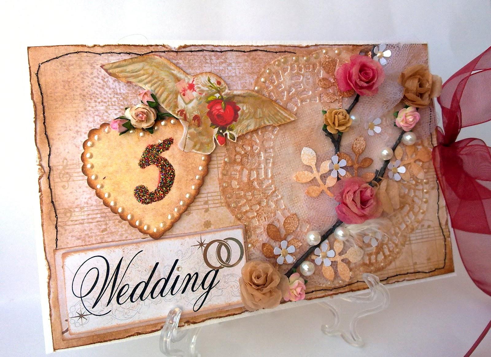 Открытки к деревянной свадьбы, днем учителя коллег