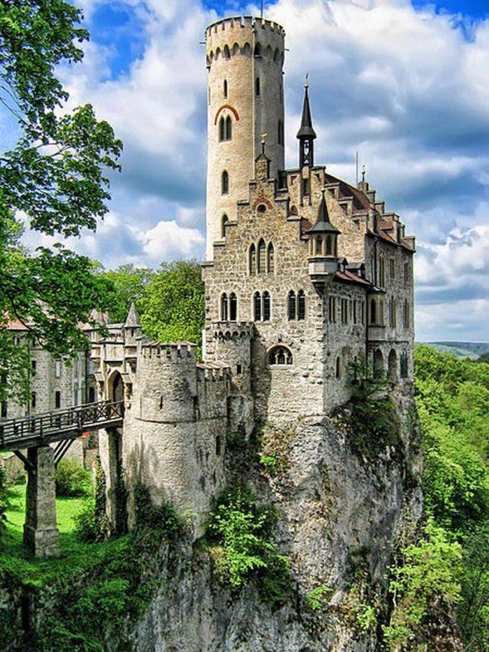 Крепость замок фото