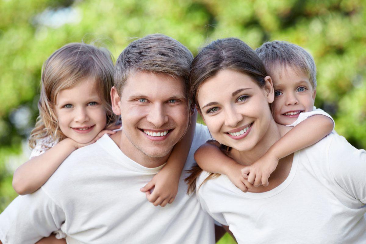 картинки фотографии счастливой семьи например