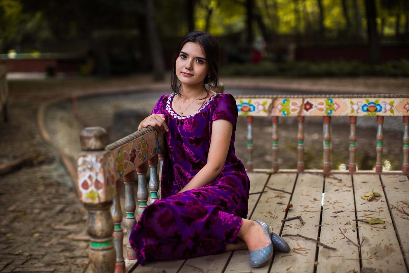 Таджикские девушки видео — 10