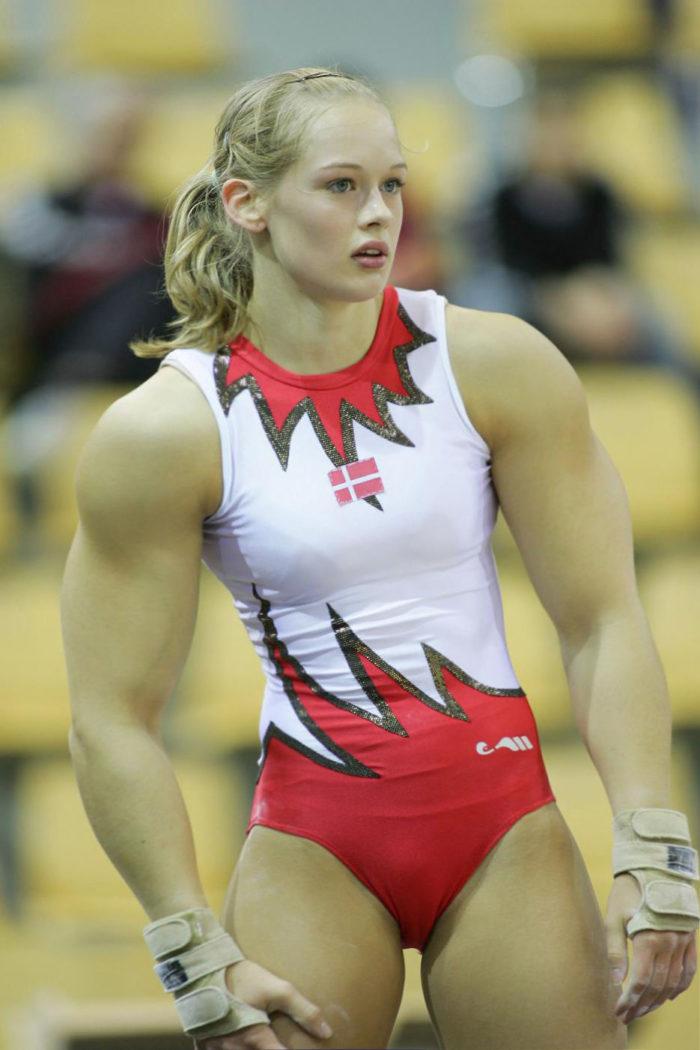 спортсменки без костюмов фото косметология