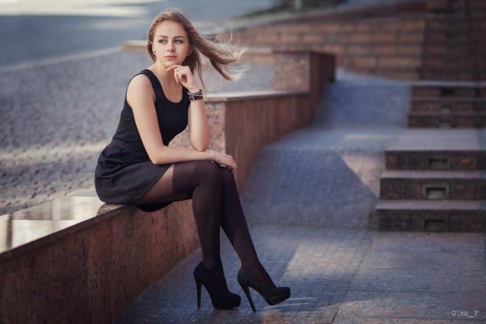 Девки на каблуках