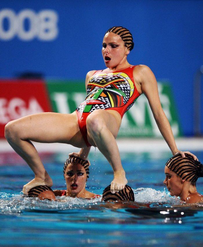 спортсменки веселые картинки через несколько