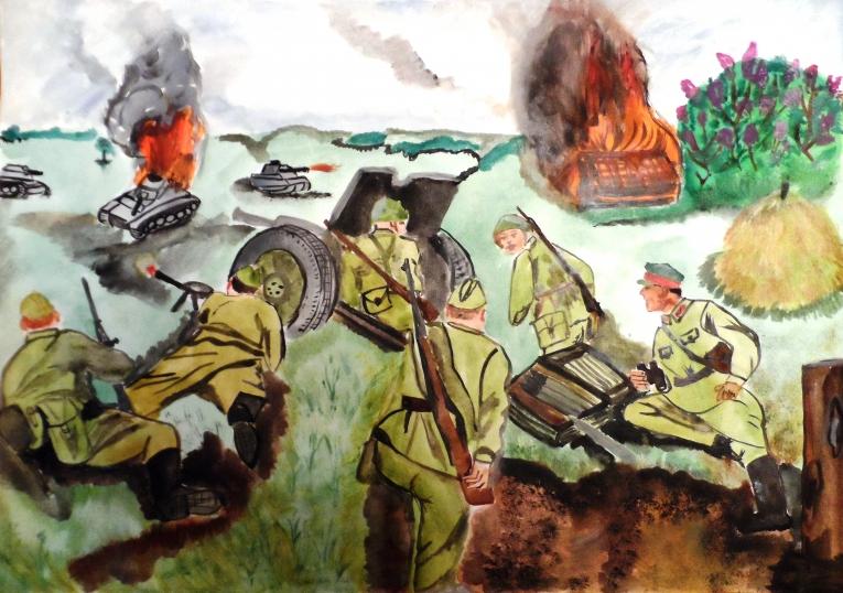 Курская битва картинки для детей, картинки надписями про