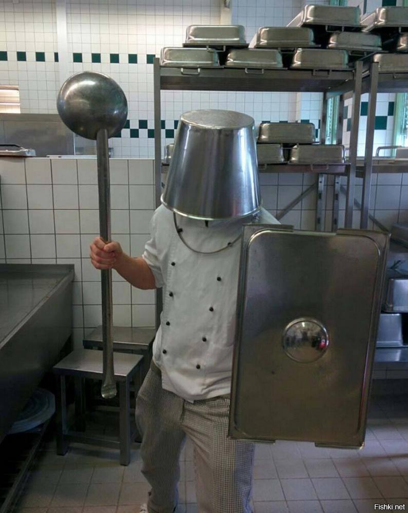 Приколы картинки про поваров