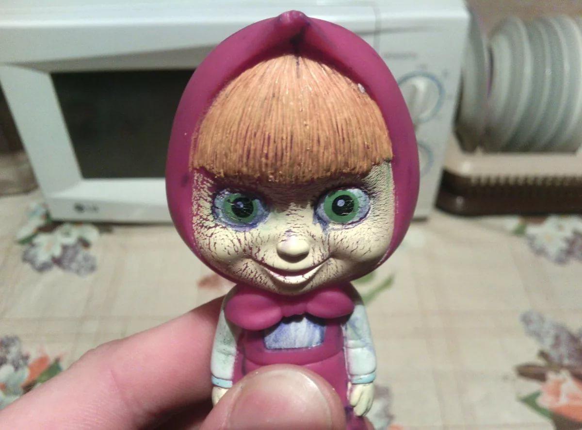 вообще, смешные картинки куклы лол советское время