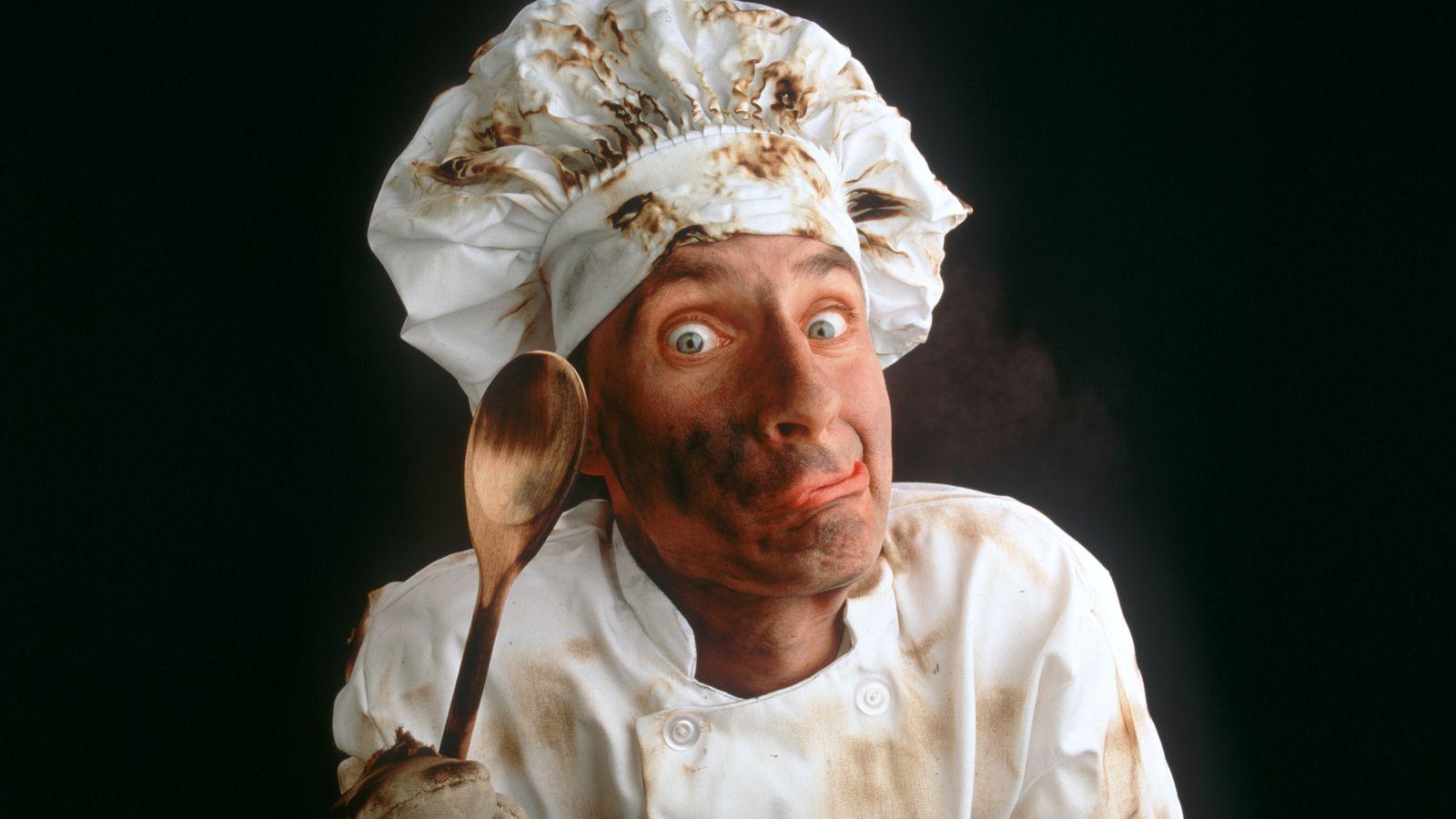 картинки приколы фото поваров сегодня