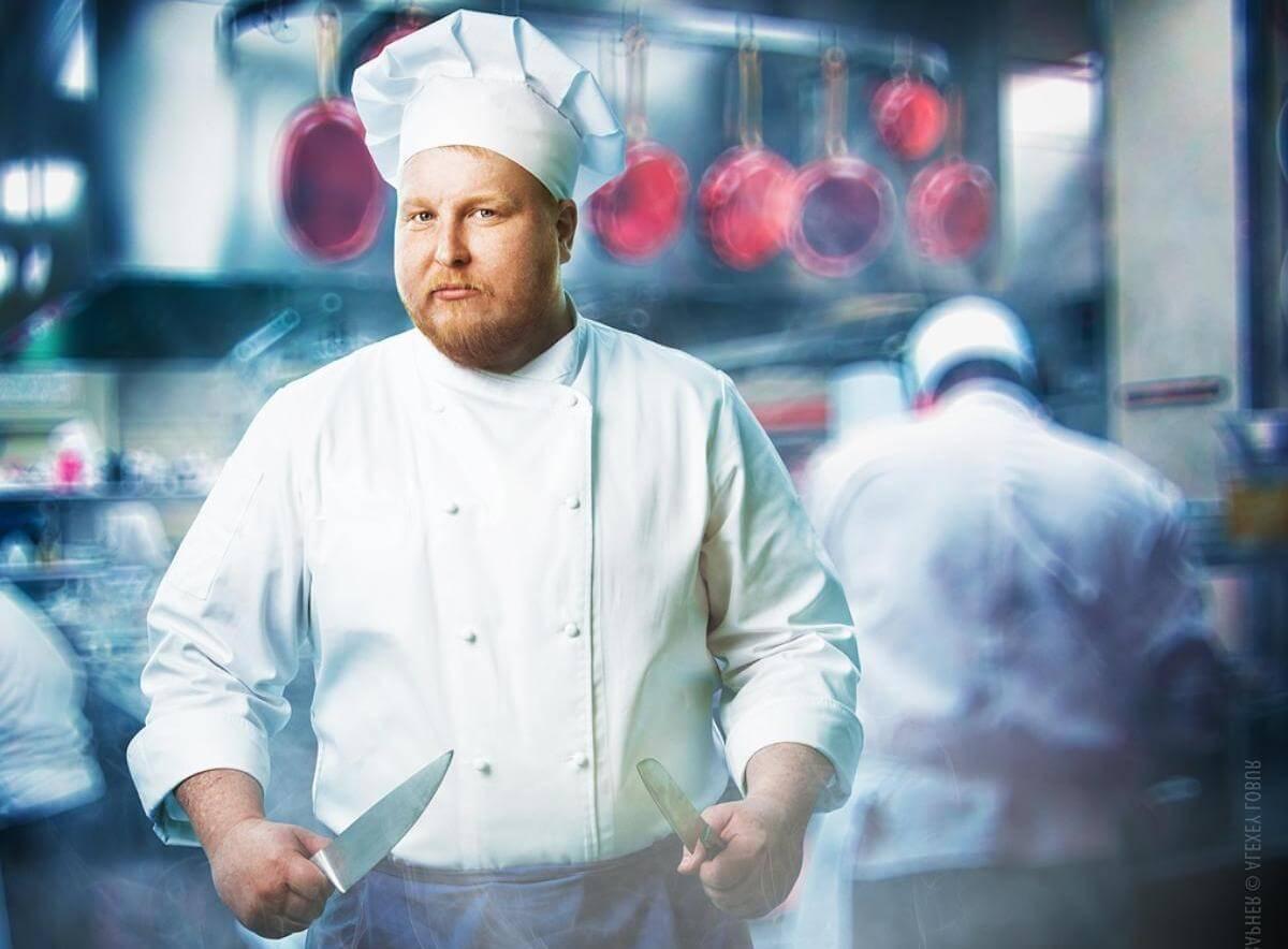 Прикольные картинки про шеф повара, днем рождения